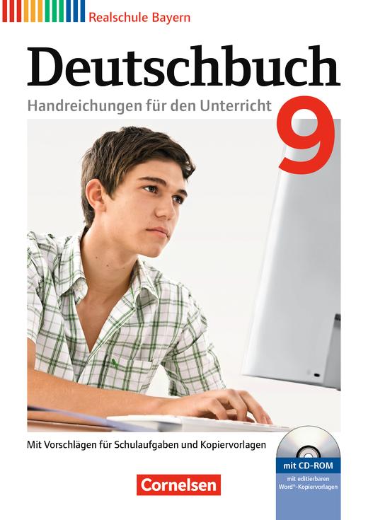 Deutschbuch - Handreichungen für den Unterricht mit CD-ROM - 9. Jahrgangsstufe