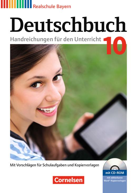 Deutschbuch - Handreichungen für den Unterricht mit CD-ROM - 10. Jahrgangsstufe