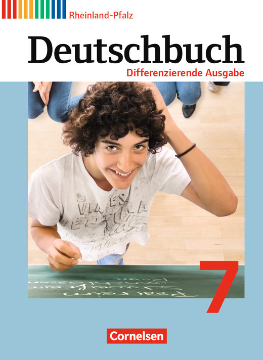 Deutschbuch - Schülerbuch - 7. Schuljahr