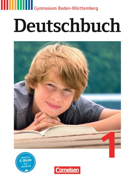 Deutschbuch Gymnasium - Schülerbuch - Band 1: 5. Schuljahr