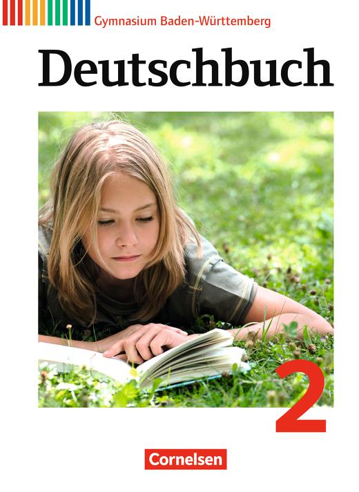 Deutschbuch Gymnasium - Schülerbuch - Band 2: 6. Schuljahr
