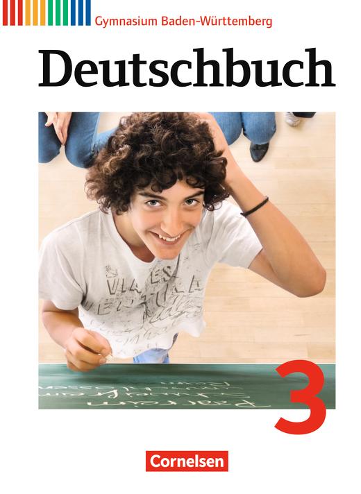 Deutschbuch Gymnasium - Schülerbuch - Band 3: 7. Schuljahr