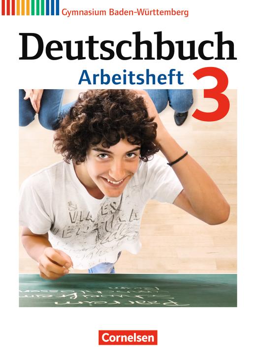 Deutschbuch Gymnasium - Arbeitsheft mit Lösungen - Band 3: 7. Schuljahr