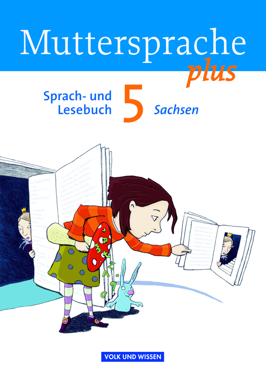Muttersprache plus - Schülerbuch - 5. Schuljahr