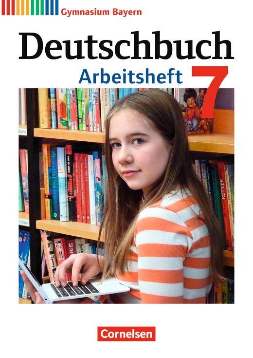 Deutschbuch Gymnasium - Arbeitsheft mit Lösungen - 7. Jahrgangsstufe