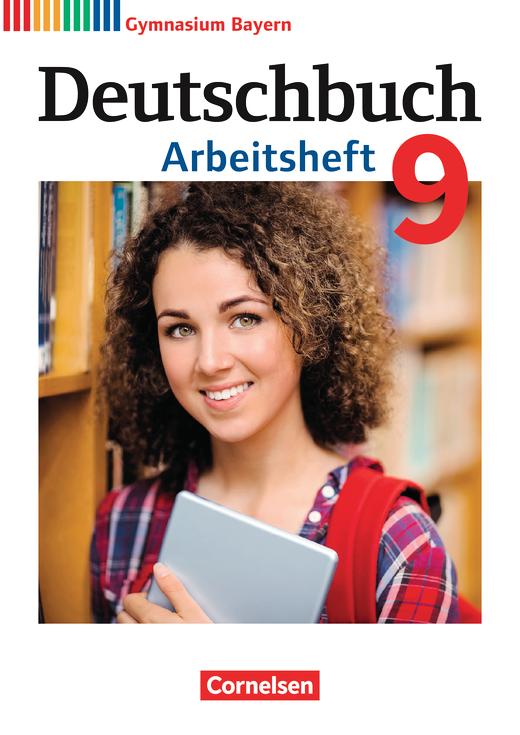 Deutschbuch Gymnasium - Arbeitsheft mit Lösungen - 9. Jahrgangsstufe
