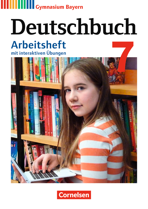 Deutschbuch Gymnasium - Arbeitsheft mit interaktiven Übungen auf scook.de - 7. Jahrgangsstufe