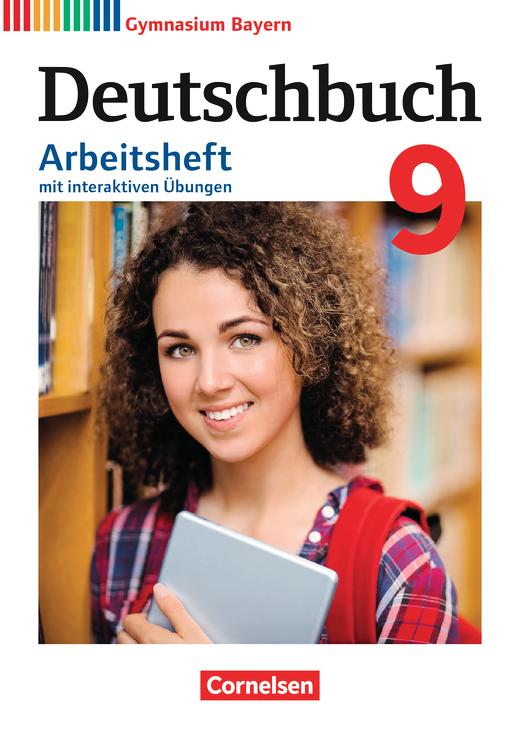 Deutschbuch Gymnasium - Arbeitsheft mit interaktiven Übungen auf scook.de - 9. Jahrgangsstufe