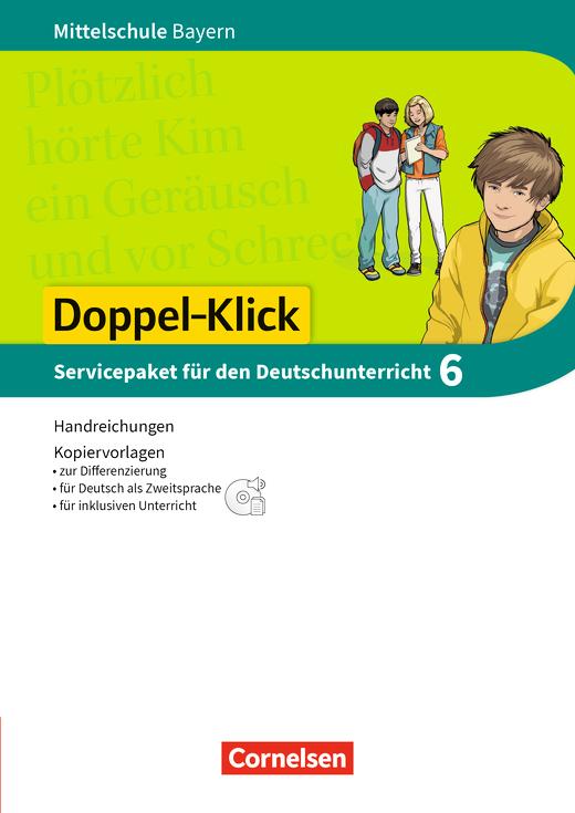 Doppel-Klick - Servicepaket - 6. Jahrgangsstufe