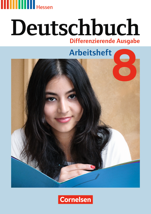 Deutschbuch - Arbeitsheft mit Lösungen - 8. Schuljahr