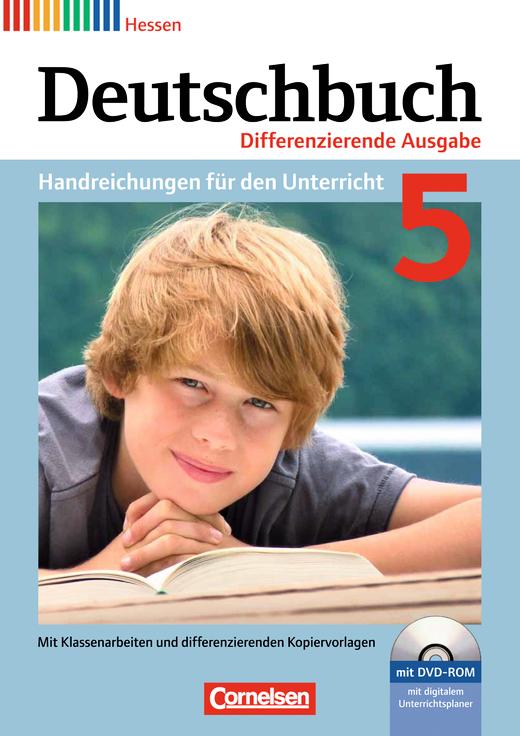 Deutschbuch - Handreichungen für den Unterricht, Kopiervorlagen und CD-ROM - 5. Schuljahr