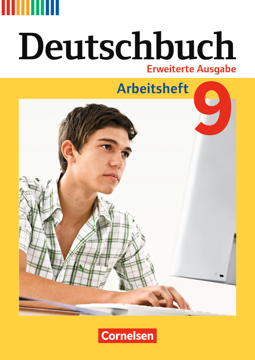 Deutschbuch - Arbeitsheft mit Lösungen - 9. Schuljahr