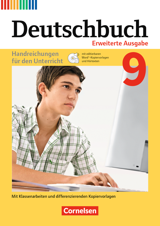Deutschbuch - Handreichungen für den Unterricht, Kopiervorlagen und CD-ROM - 9. Schuljahr