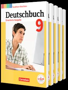 Deutschbuch - Erweiterte Ausgabe - Nordrhein-Westfalen