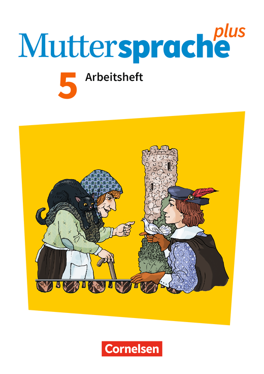 Muttersprache plus - Arbeitsheft mit Lösungen - 5. Schuljahr