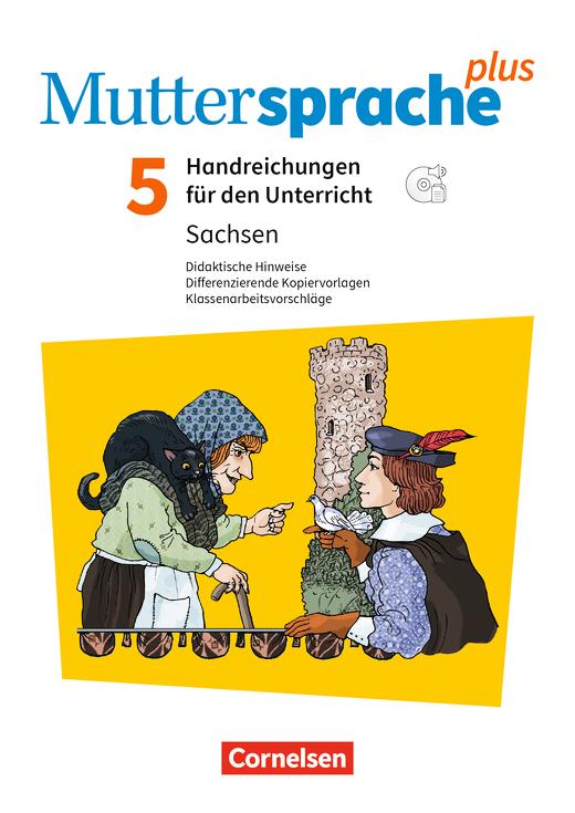 Muttersprache plus - Handreichungen für den Unterricht mit CD-ROM - 5. Schuljahr