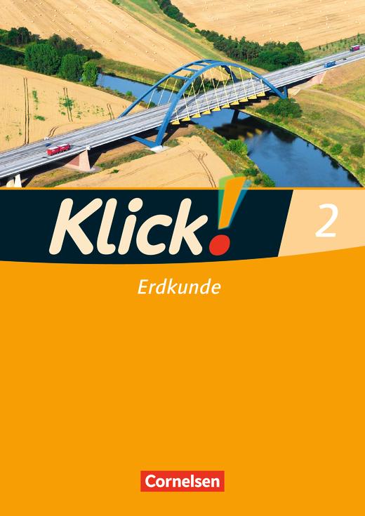 Klick! Erdkunde - Arbeitsheft - Band 2
