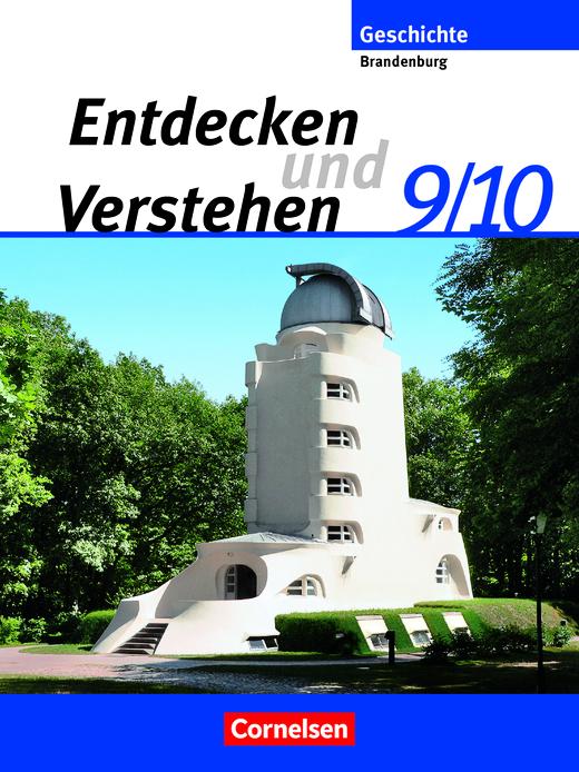 Entdecken und verstehen - Von der Oktoberrevolution bis zur Gegenwart - Schülerbuch - 9./10. Schuljahr