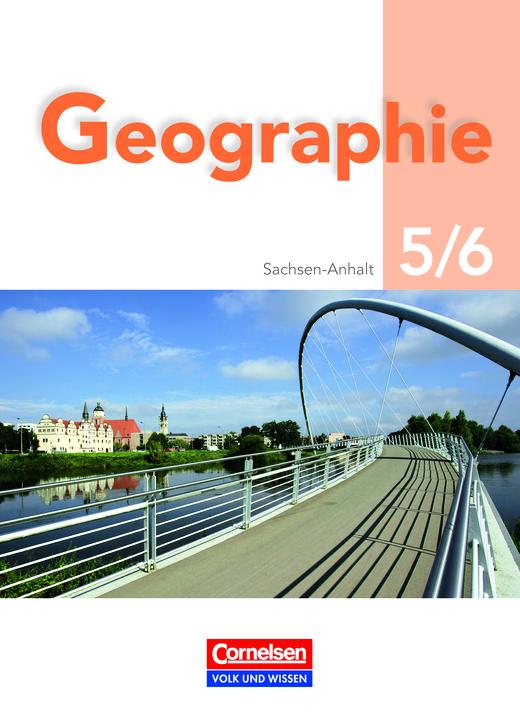 Geografie - Schülerbuch - 5./6. Schuljahr