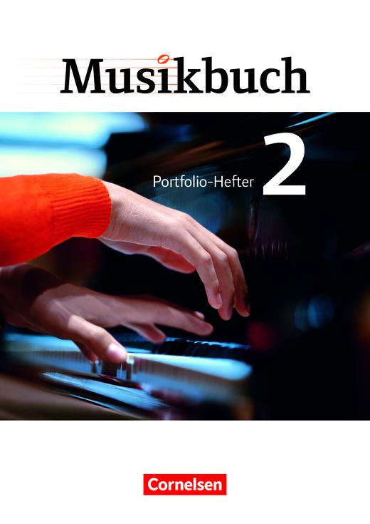 Musikbuch - Portfolio-Hefter - Band 2