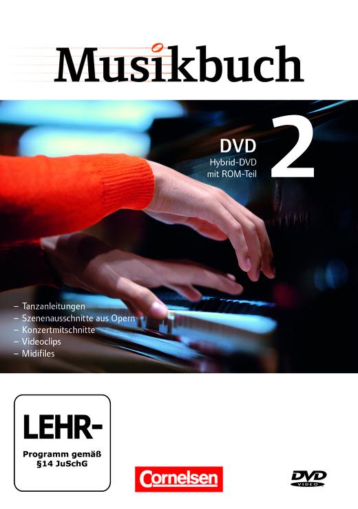 Musikbuch - DVD-ROM - Band 2