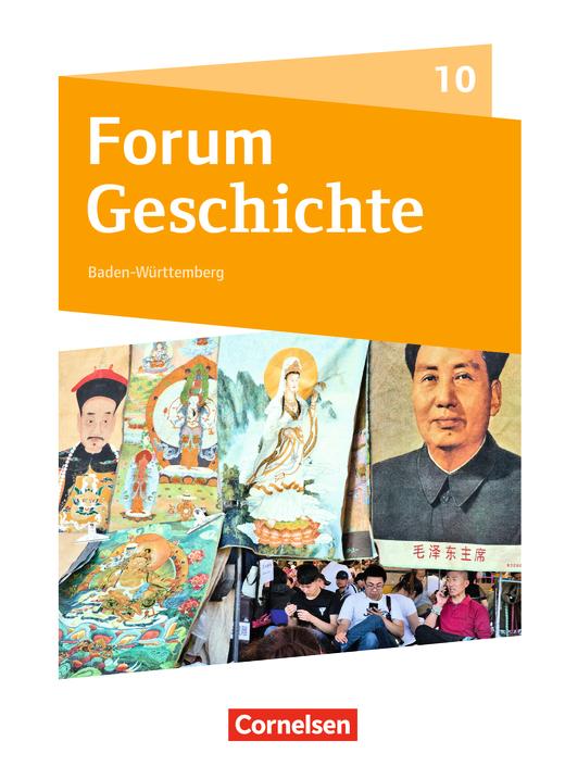 Forum Geschichte - Neue Ausgabe - Imperien im Wandel: China, Russland und die Türkei - Schülerbuch - 10. Schuljahr