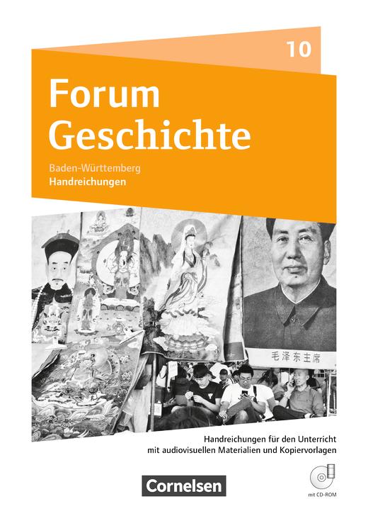 Forum Geschichte - Neue Ausgabe - Imperien im Wandel: China, Russland und die Türkei - Handreichungen für den Unterricht, Kopiervorlagen und CD-ROM - 10. Schuljahr