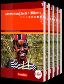 Menschen-Zeiten-Räume - Arbeitsbuch für Gesellschaftslehre - Differenzierende Ausgabe Nordrhein-Westfalen 2013