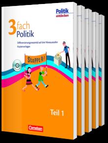Politik entdecken - 3fach Politik