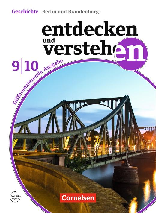 Entdecken und verstehen - Vom 20. Jahrhundert bis zur Gegenwart - Schülerbuch - 9./10. Schuljahr