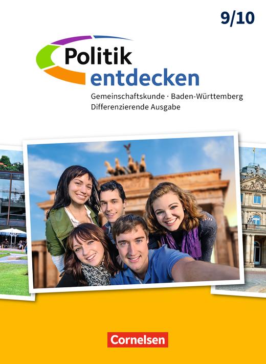 Politik entdecken - Schülerbuch - Band 2: 9./10. Schuljahr