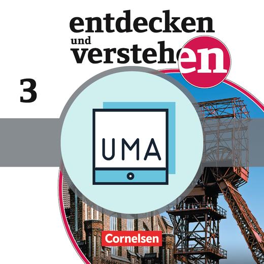 Entdecken und verstehen - Unterrichtsmanager - Vollversion - online und als Download - Band 3: 8. Schuljahr