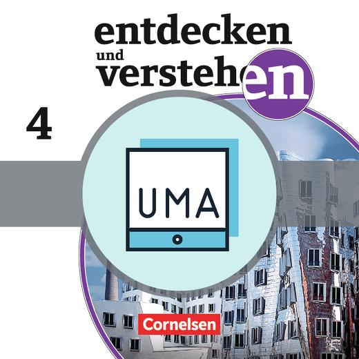 Entdecken und verstehen - Unterrichtsmanager - Vollversion - online und als Download - Band 4: 9./10. Schuljahr