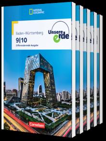 Unsere Erde - Differenzierende Ausgabe Baden-Württemberg