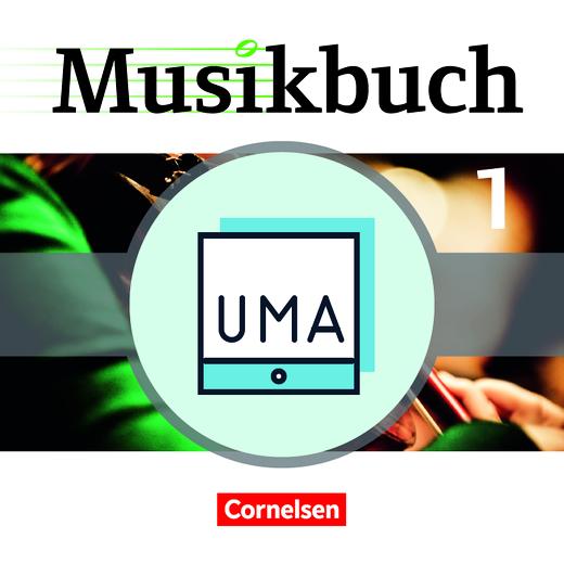 Musikbuch - Unterrichtsmanager - Vollversion - online und als Download - Band 1