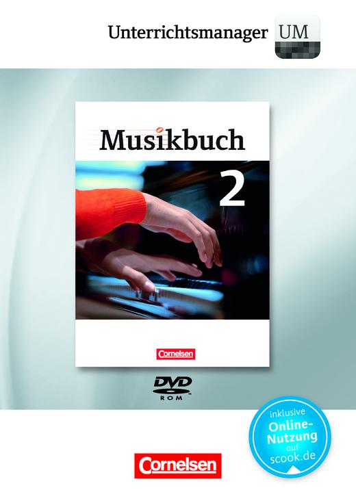 Musikbuch - Unterrichtsmanager - Vollversion auf DVD-ROM - Band 2