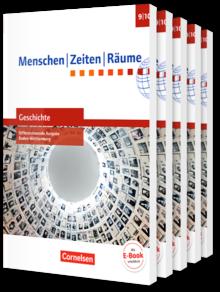 Menschen-Zeiten-Räume - Geschichte Differenzierende Ausgabe Baden-Württemberg 2016