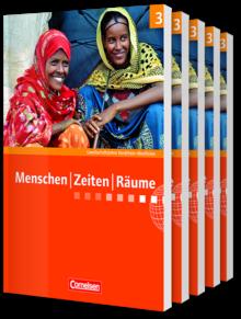 Menschen-Zeiten-Räume - Arbeitsbuch für Gesellschaftslehre - Nordrhein-Westfalen 2011