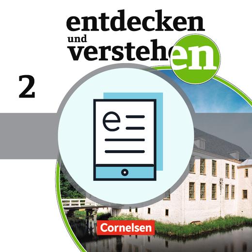 Entdecken und verstehen - Von der Reformation bis zur Weimarer Republik - Schülerbuch als E-Book - Band 2: 7./8. Schuljahr