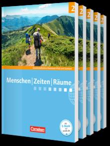 Menschen-Zeiten-Räume - Gesellschaftslehre / Gesellschaftswissenschaften - Rheinland-Pfalz und Saarland - Neue Ausgabe