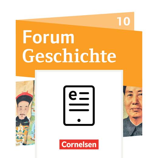 Forum Geschichte - Neue Ausgabe - Imperien im Wandel: China, Russland und die Türkei - Schülerbuch als E-Book - 10. Schuljahr