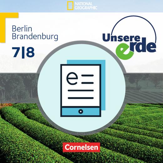 Unsere Erde - Schülerbuch als E-Book - 7./8. Schuljahr