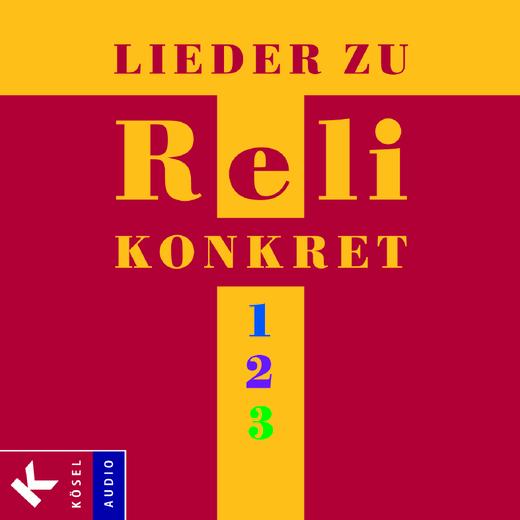 Reli konkret - Audio-CD - Zu allen Bänden