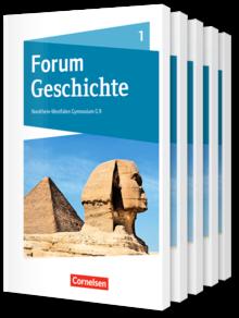 Forum Geschichte - Neue Ausgabe - Gymnasium Nordrhein-Westfalen