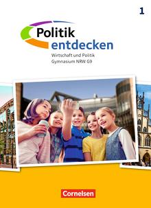Politik entdecken - Schülerbuch - Band 1