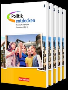 Politik entdecken - Gymnasium Nordrhein-Westfalen - Neubearbeitung