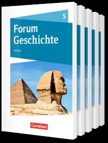 Forum Geschichte - Neue Ausgabe - Gymnasium Sachsen