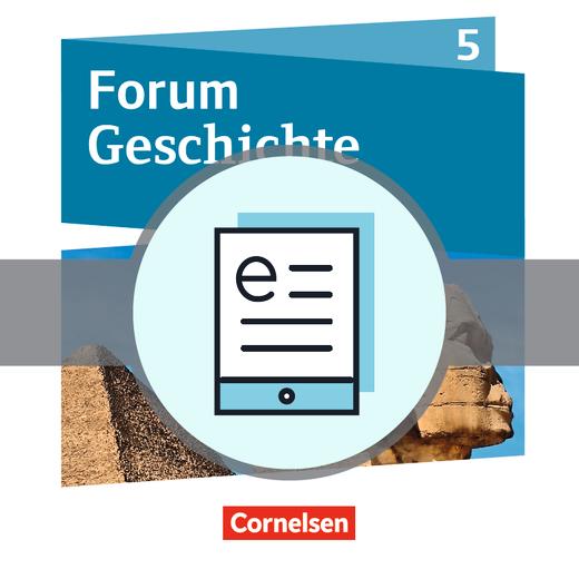 Forum Geschichte - Neue Ausgabe - Schülerbuch als E-Book - 5. Schuljahr