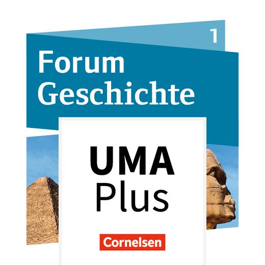 Forum Geschichte - Neue Ausgabe - Unterrichtsmanager Plus online - Band 1