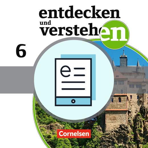 Entdecken und verstehen - Vom Römischen Reich bis zum Mittelalter - Schülerbuch als E-Book - 6. Schuljahr